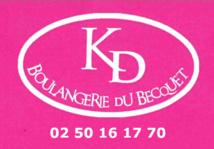 La boulangerie du Becquet partenaire du CKMNC