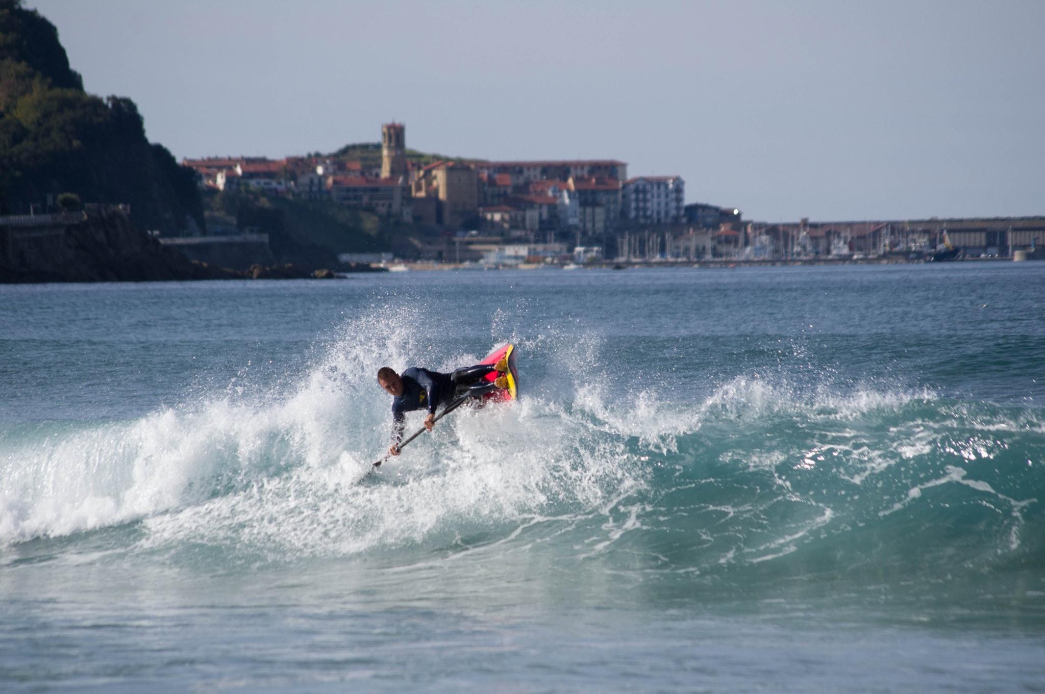 Paul JOUET au surf