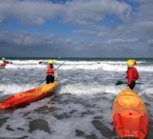 Le kayak d'initiation